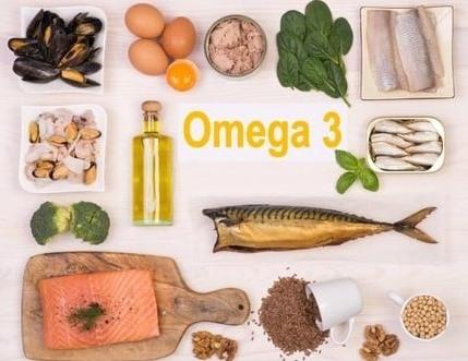 Omega 3, beneficios: